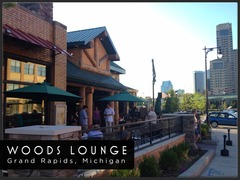 The Grand Woods Lounge with DJ Kung