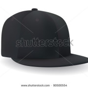 stock-vector-a-black-baseball-cap-90500554